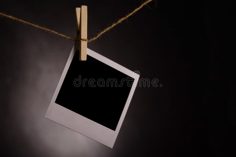 Foto del Polaroid fotografie stock libere da diritti