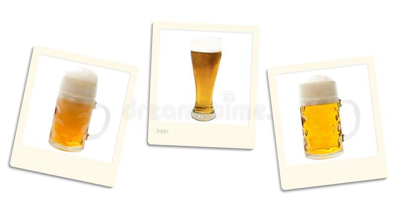 Foto della birra immagini stock