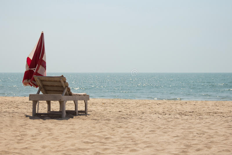Foto della spiaggia immagine stock