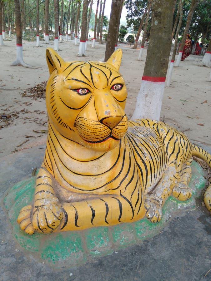 foto della tigre di bangla fotografie stock