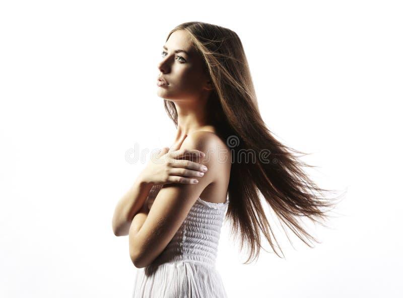 Foto di bella donna immagini stock libere da diritti
