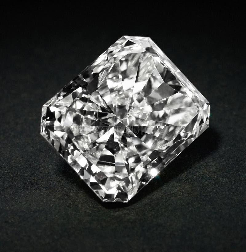 Foto di riserva: Diamante enorme fotografia stock libera da diritti