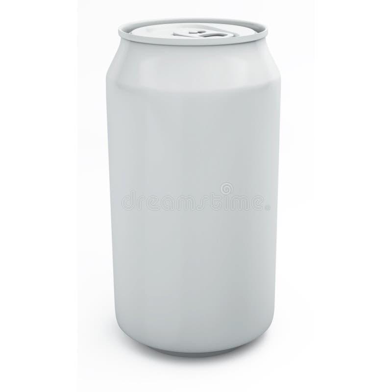 Foto di riserva - la bevanda può rendere immagine stock