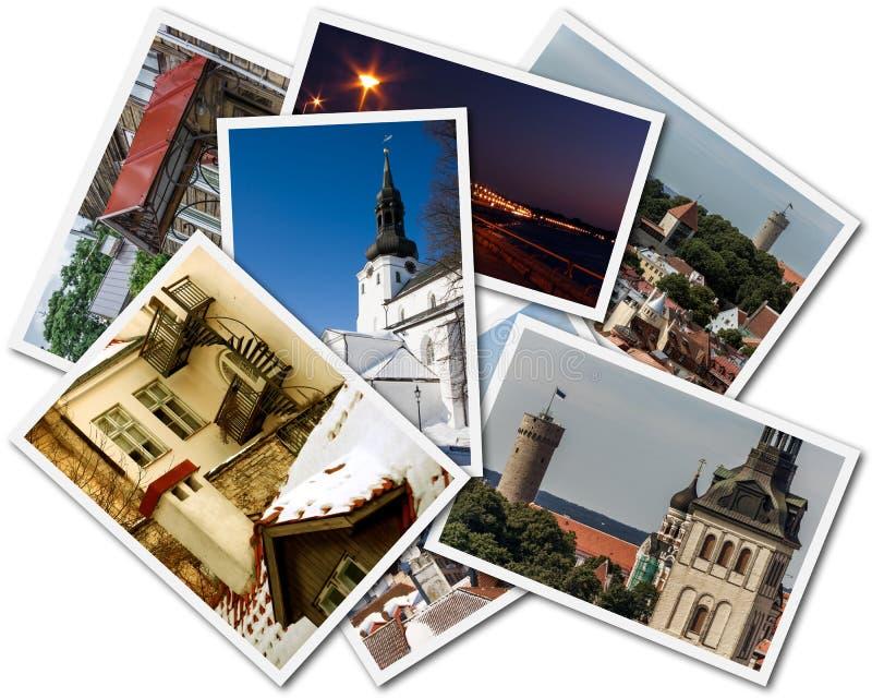 Foto di Tallinn immagini stock