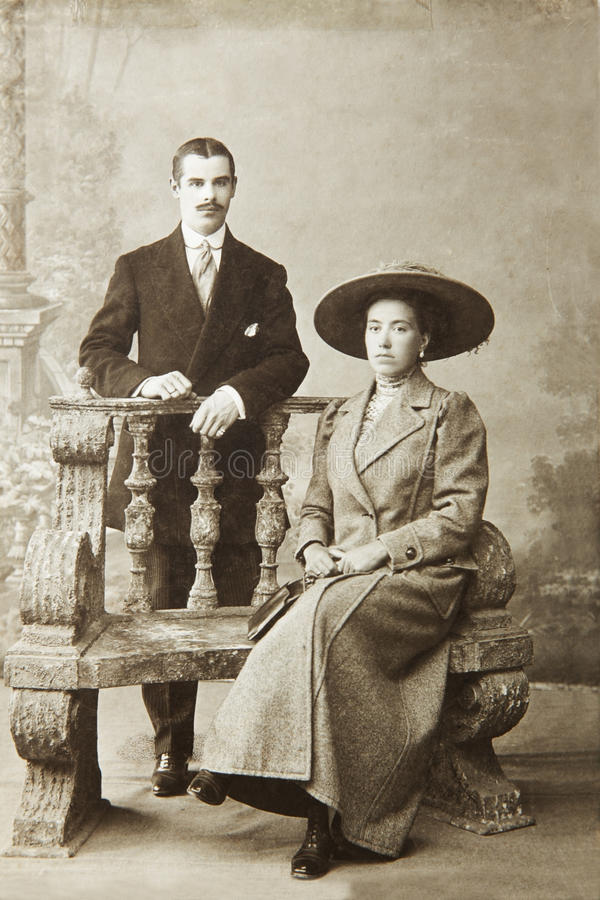 Foto do vintage fotografia de stock royalty free