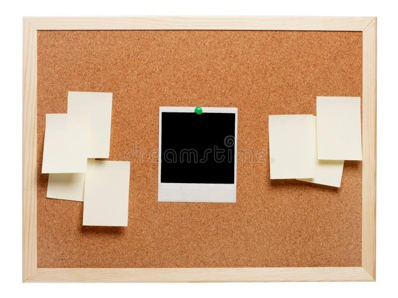 Foto e documenti di nota istanti in bianco fotografie stock