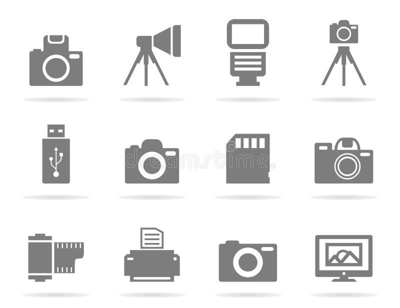 Foto een pictogram vector illustratie