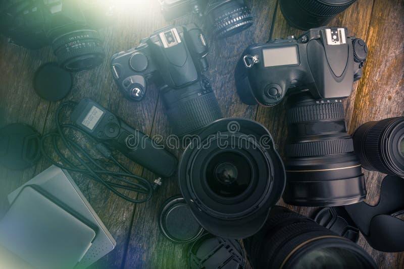 Foto-Geschäfts-Konzept lizenzfreie stockfotos