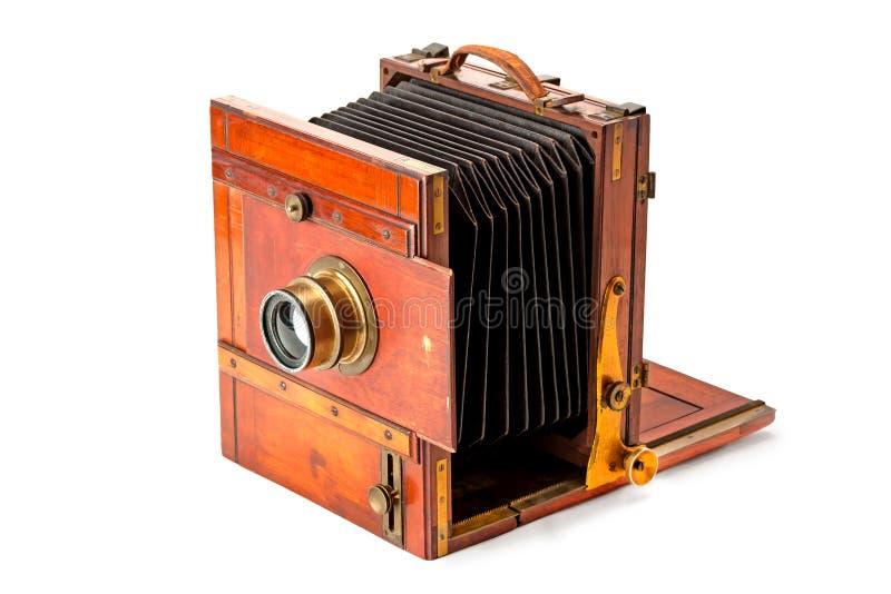 Foto-macchina fotografica d'annata fotografia stock libera da diritti