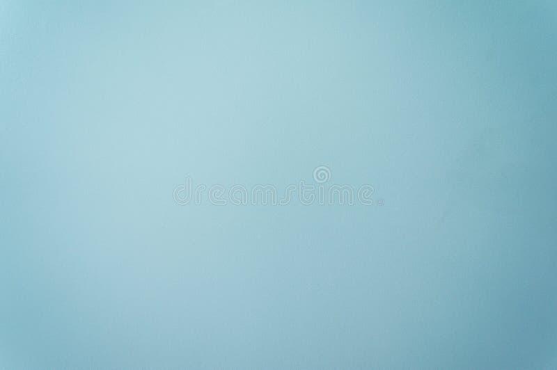 Foto macia do foco do teste padrão pastel azul da textura do papel de fundo, Art Background abstrato imagens de stock