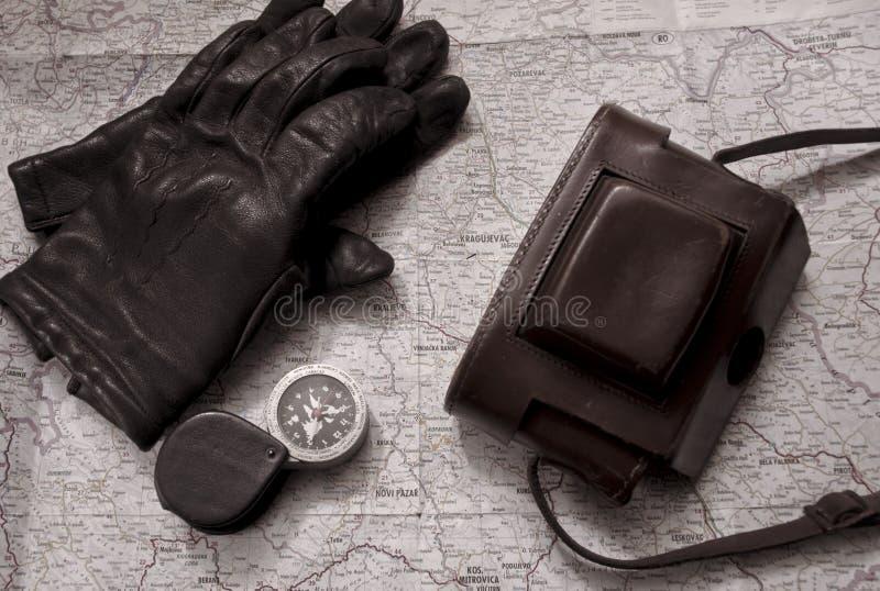 Foto motivazionale di viaggio fotografia stock