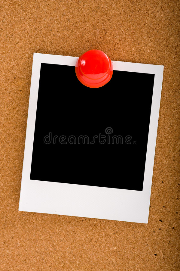 Foto op cork-Raad stock fotografie