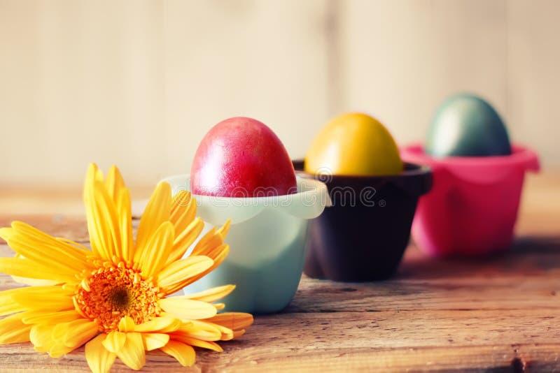 Download Ovos da páscoa imagem de stock. Imagem de easter, cute - 29830155