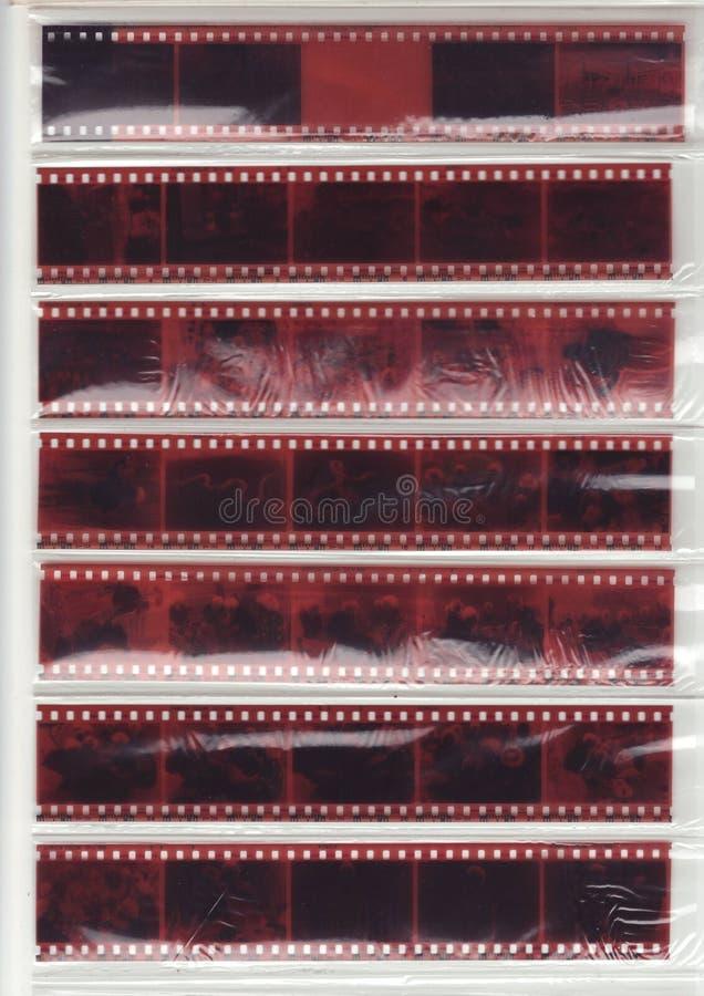 Foto's in oude film ภภ² พà¸-à¹ ˆà¸² ย࠹ƒà¸™à¸Ÿà¸'ล࠹ Œà¸¡ à¹ €à¸ à¹ ˆà¸² stock afbeelding