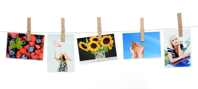Foto stampate fotografia stock libera da diritti