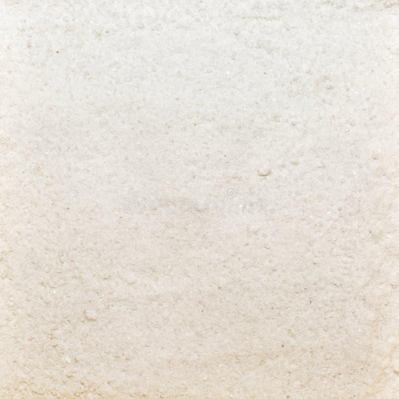 Foto van close-up witte textuur van zout, achtergrond stock fotografie