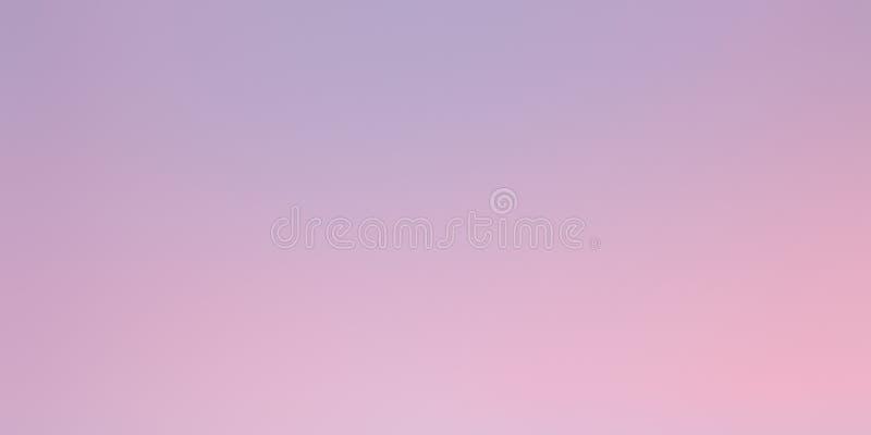 Foto van de gradiëntachtergrond van de zonsonderganghemel royalty-vrije stock afbeelding