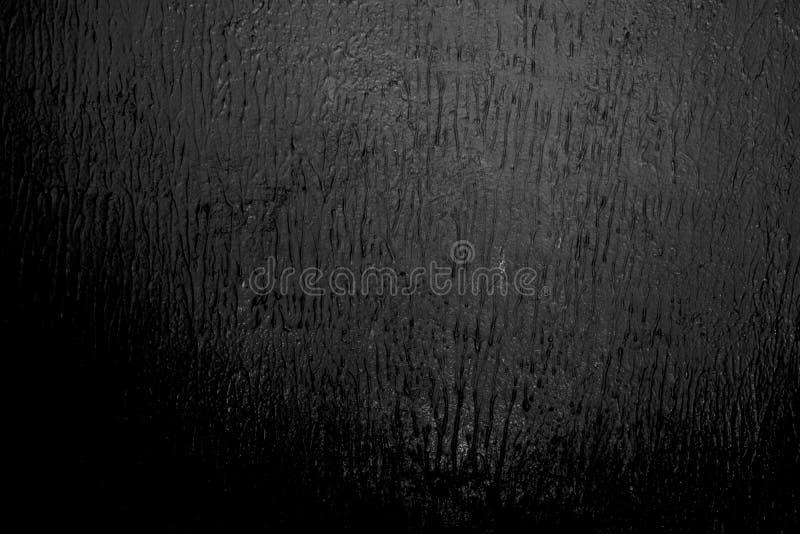 Foto van een hoge contrast concrete textuur stock foto's