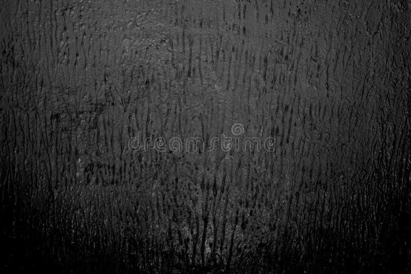 Foto van een hoge contrast concrete textuur royalty-vrije stock fotografie