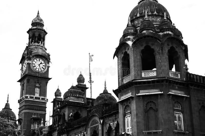 Foto van een Oude Structuur in India royalty-vrije stock afbeelding