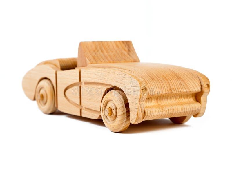 Foto van retro auto'scabriolet van beuk royalty-vrije stock foto's