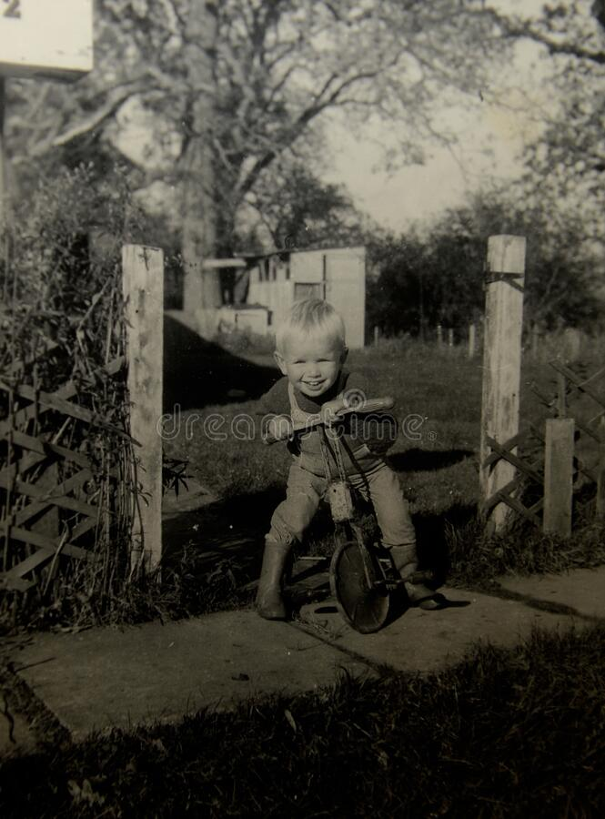 Foto van Vintage 1960 stock foto