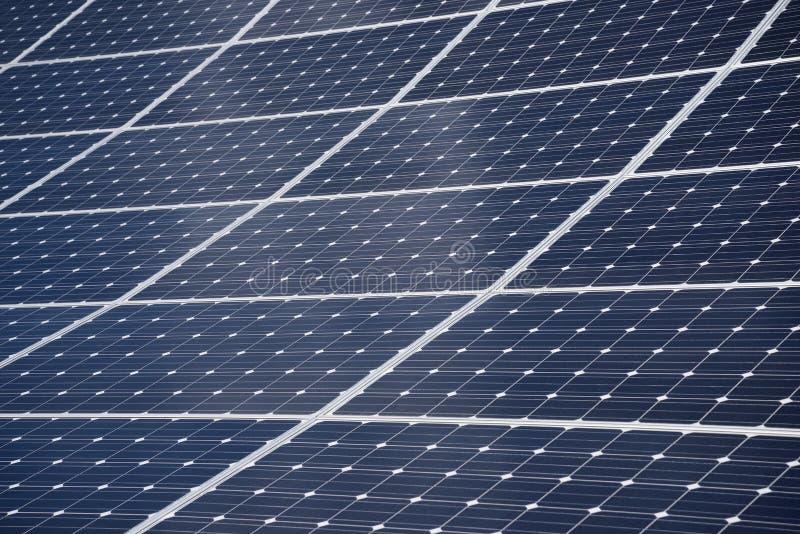 Foto-voltaisches Energie generatio stockfotografie