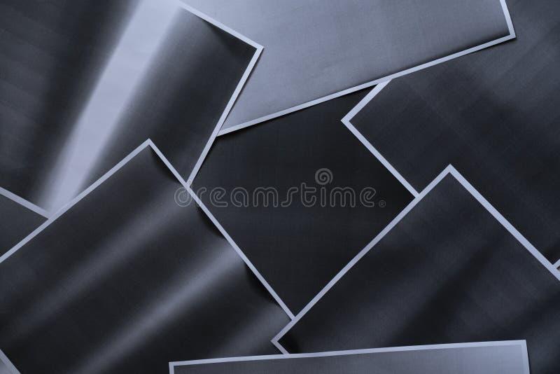 Fotocopie a textura e o fundo de papel imagens de stock royalty free
