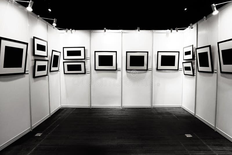 Fotogalleri arkivfoto