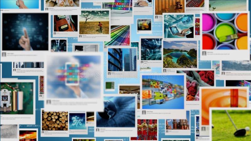 Fotogalleri och foto som delar begrepp arkivfoto