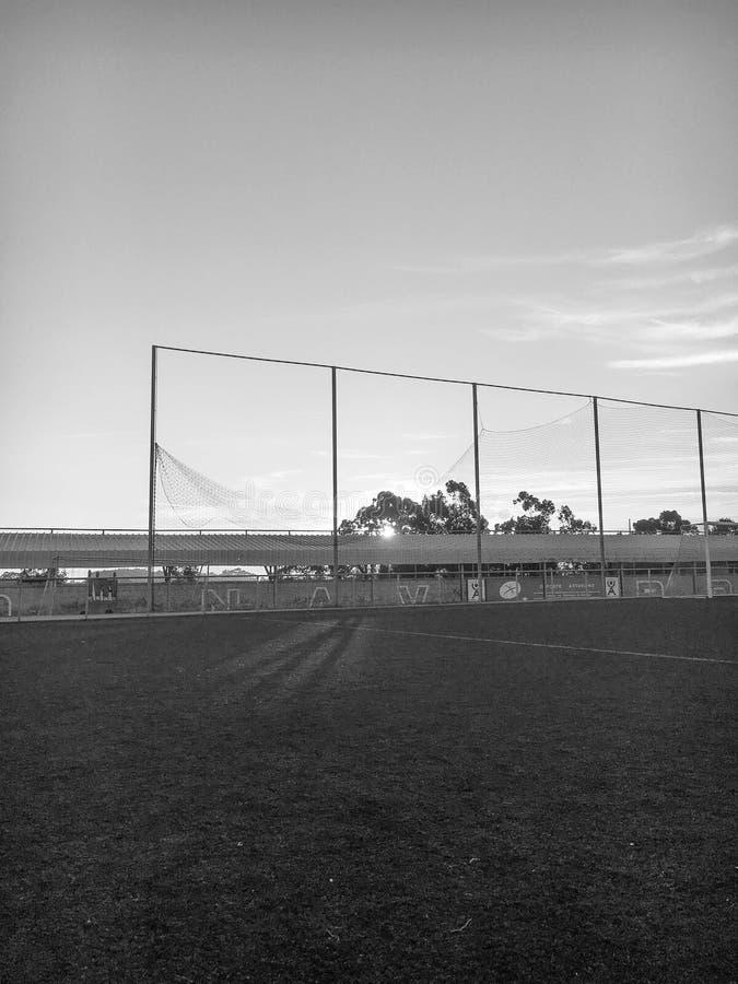 Fotografía de los deportes - imagen del fútbol fotos de archivo libres de regalías