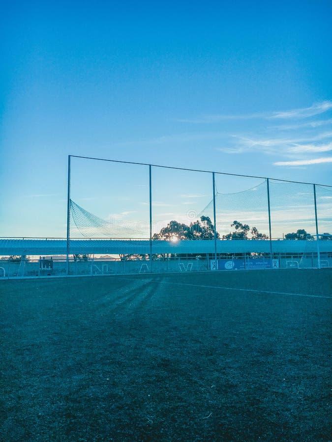 Fotografía de los deportes - imagen del fútbol imagenes de archivo