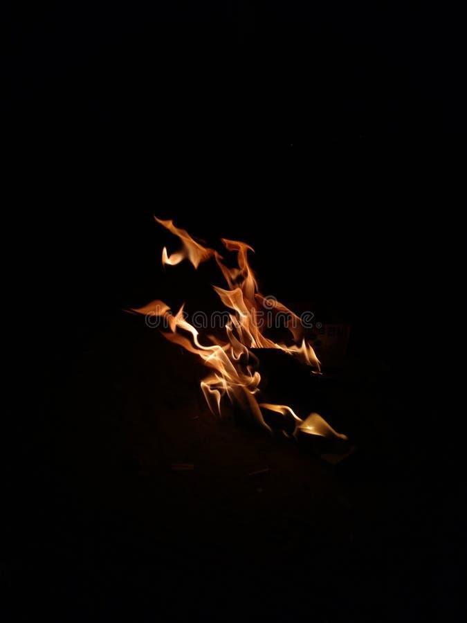 Fotografía del fuego fotos de archivo libres de regalías
