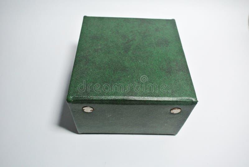 Fotografía del objeto de la caja de regalo imagen de archivo libre de regalías