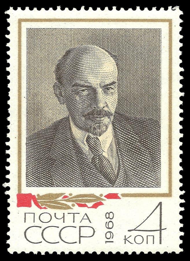 Fotografía documental de Lenin imagenes de archivo