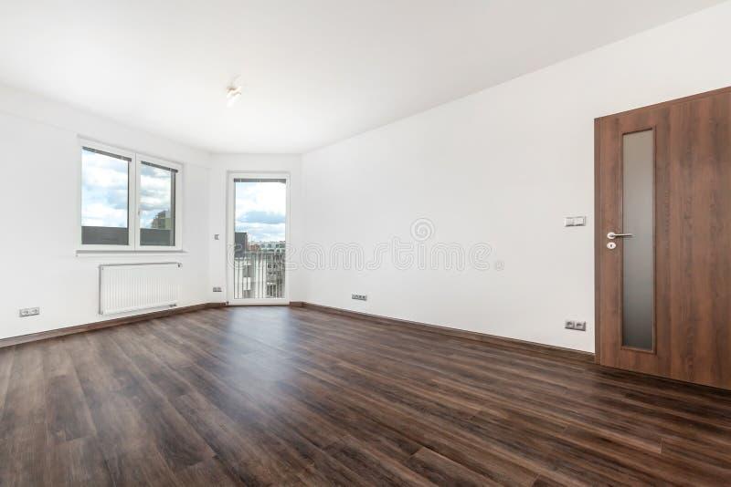 Fotografía interior en un moderno apartamento imágenes de archivo libres de regalías