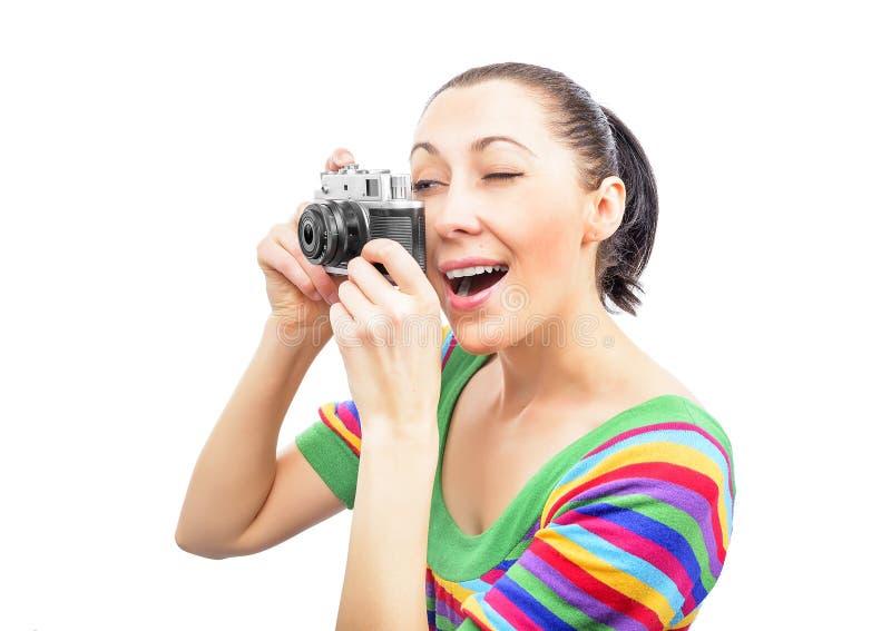 Fotografías de la mujer imagen de archivo libre de regalías