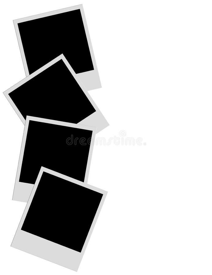 Fotografías en blanco imagen de archivo libre de regalías