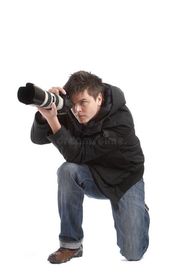 fotograf arkivfoton