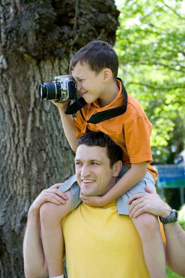 fotografbarn royaltyfri fotografi