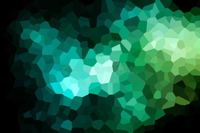 Fotografia abstrakcjonistyczny geometryczny wzór ilustracja wektor