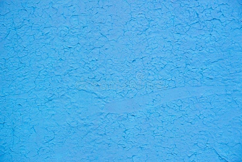 Fotografia bławy barwiony szorstki, grunge stiuku ściany tekstura zdjęcia royalty free