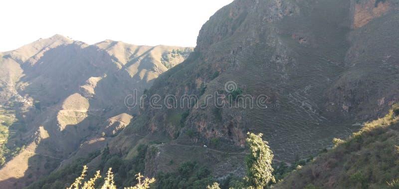 Fotografia Chakrata najlepszy lokacja w Uttarakhand India obraz royalty free