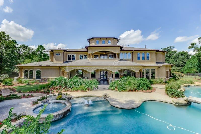Fotografia de Real Estate imagem de stock
