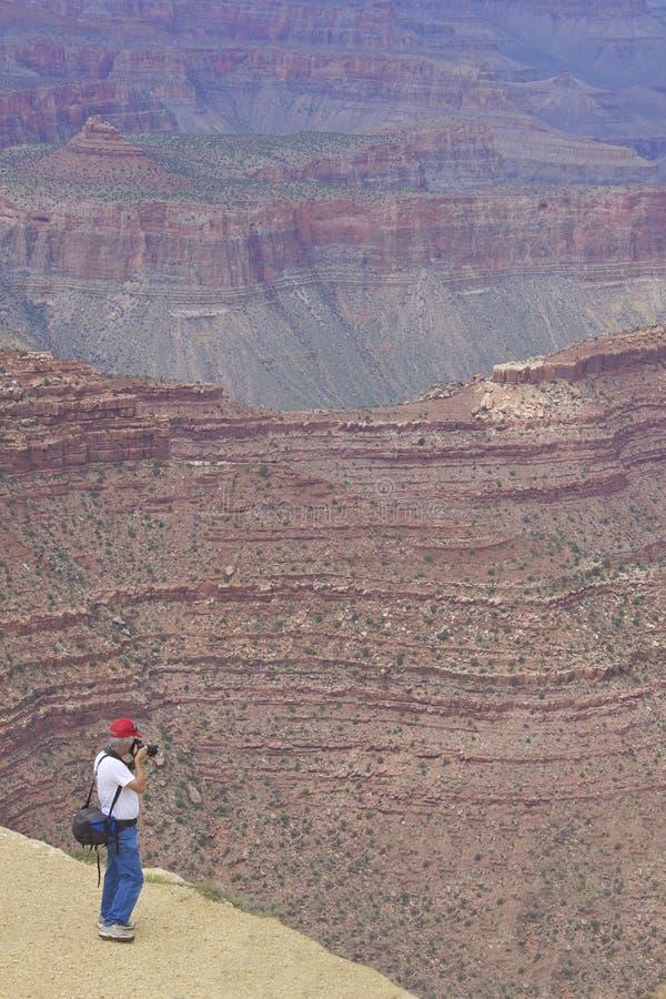 Fotografia del canyon grande robusto fotografie stock libere da diritti