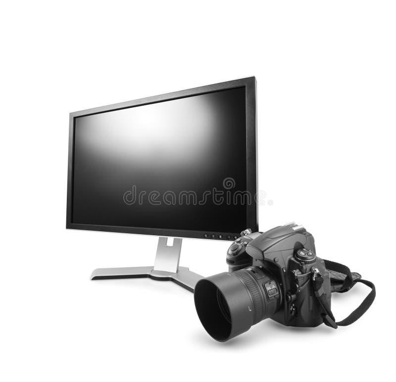 Fotografia del computer fotografia stock libera da diritti