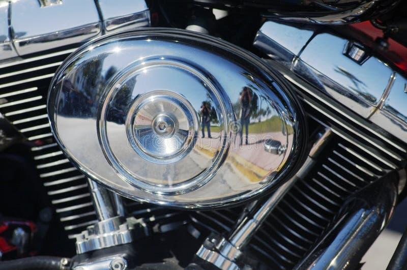 Fotografia del motociclo fotografia stock