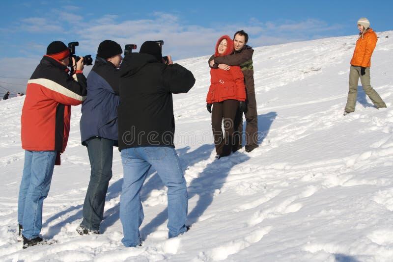 Fotografia della gente fotografie stock libere da diritti