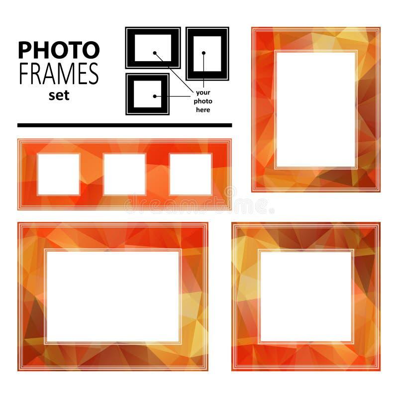 Fotografia frames-02 ilustracji