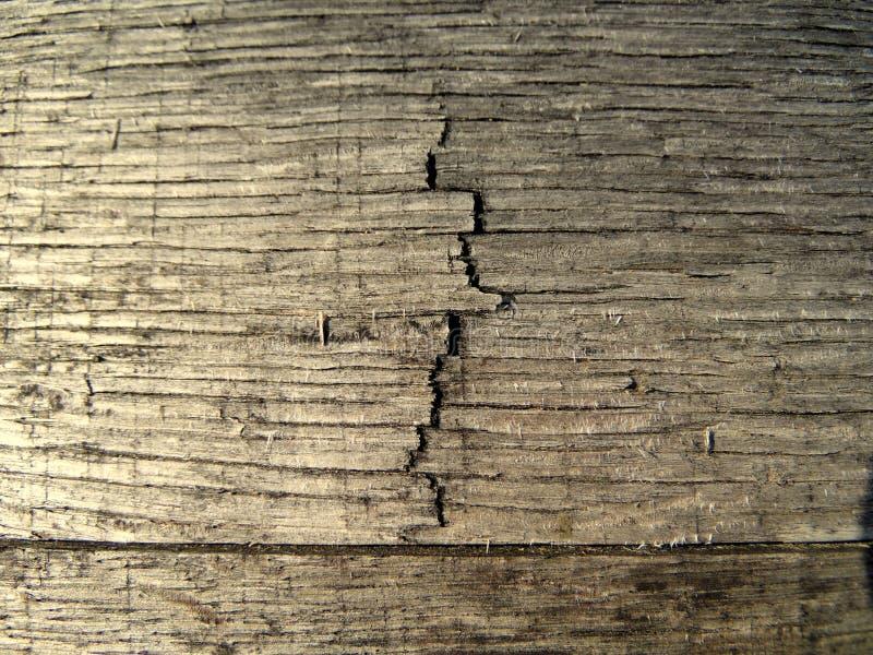 Fotografia macro da textura da quebra no tambor de madeira imagens de stock royalty free